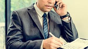 督促の電話